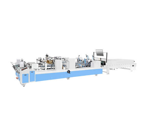 Folder Gluer Machine 01