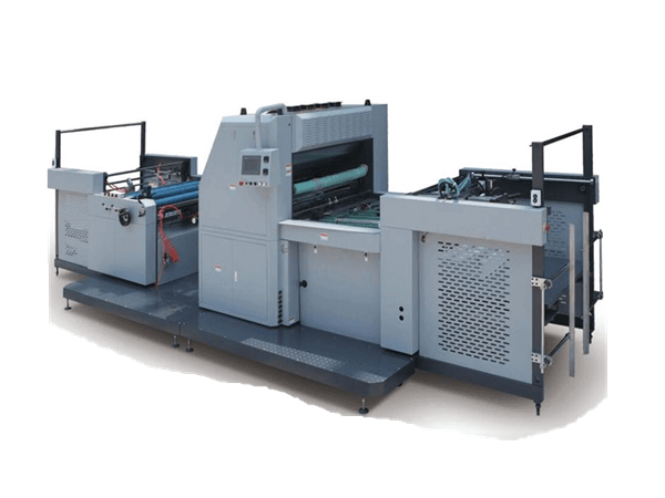 Paper laminating machine 01