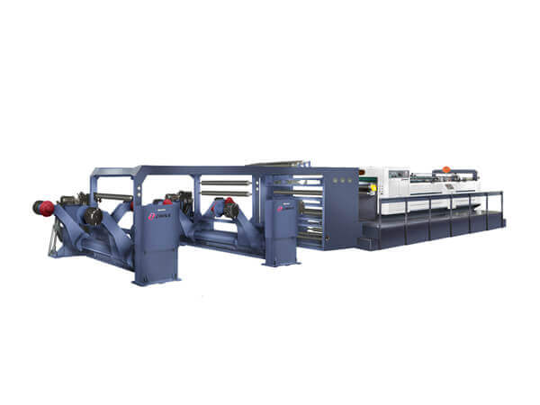 Paper roll cutting machine 01